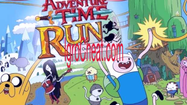 Adventure Time Run Читы