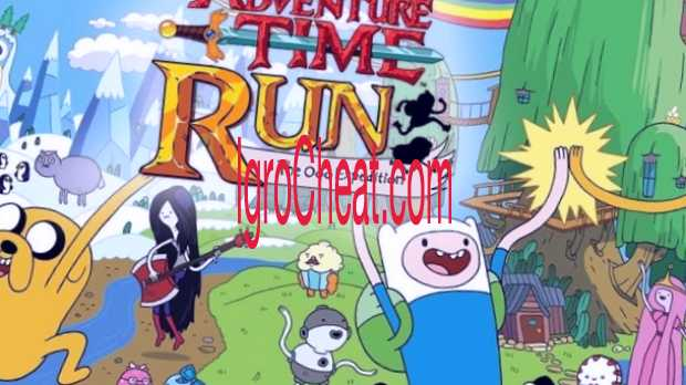 Adventure Time Run Взлом