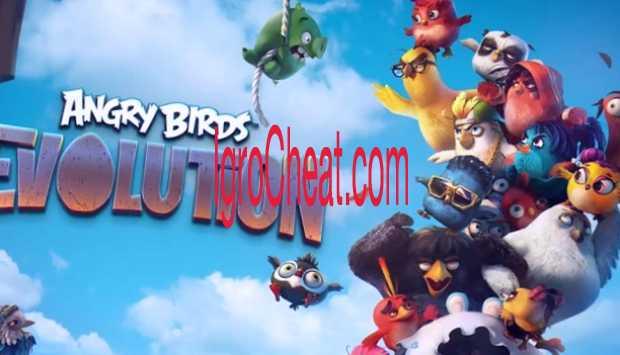 Angry Birds Evolution Взлом