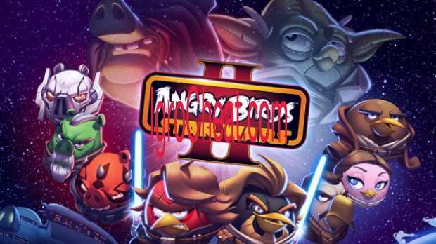 Angry Birds Star Wars 2 Взлом