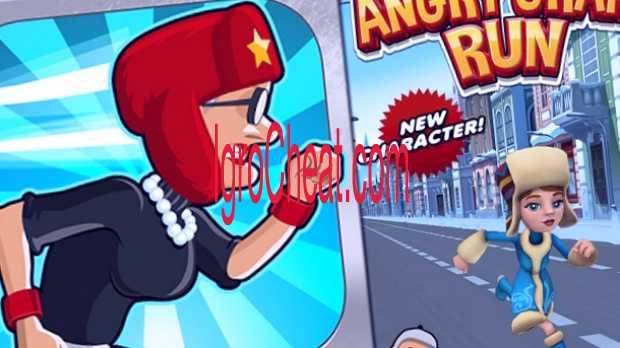 Angry Gran Run Читы