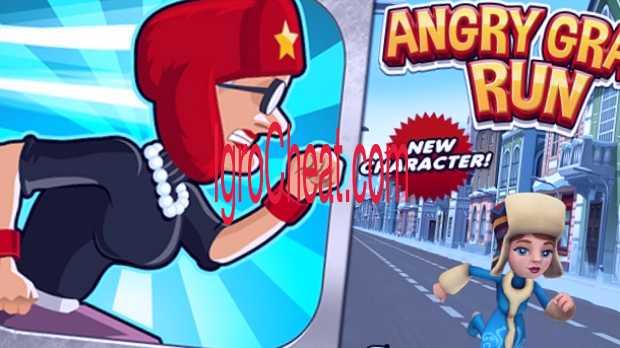 Angry Gran Run Взлом