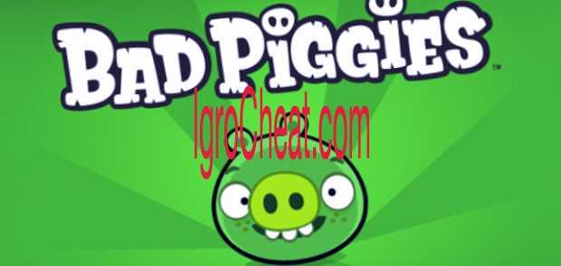 Bad Piggies Читы