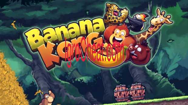 Banana Kong Читы