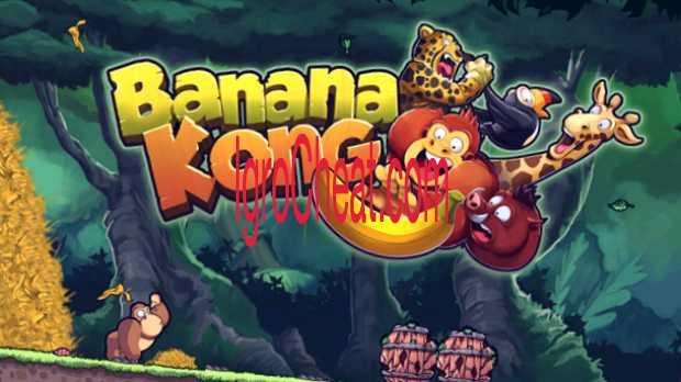 Banana Kong Взлом