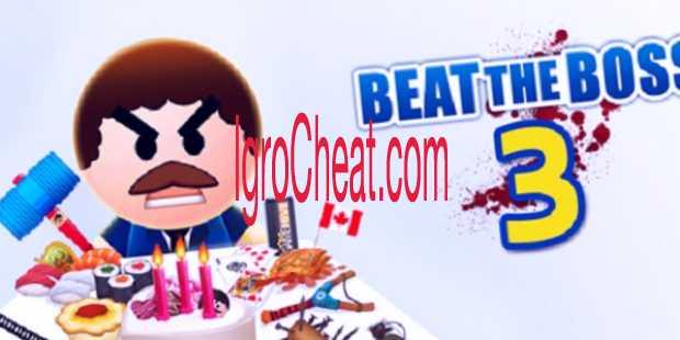 Beat the Boss 3 Читы