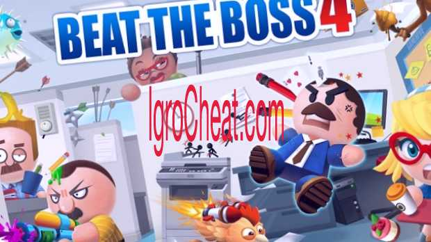 Beat the Boss 4 Читы