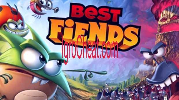 Best Fiends Взлом