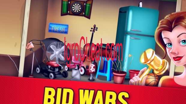 Bid Wars Взлом