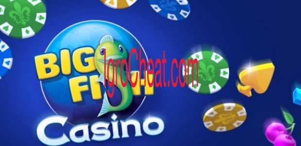 Big Fish Casino Читы