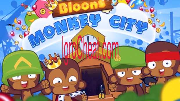 Bloons Monkey City Читы