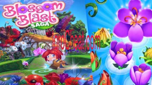 Blossom Blast Saga Читы