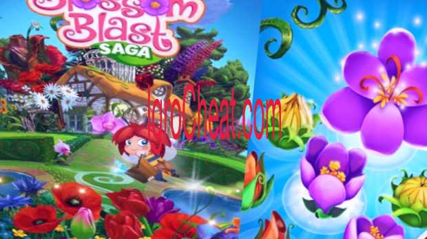 Blossom Blast Saga Взлом