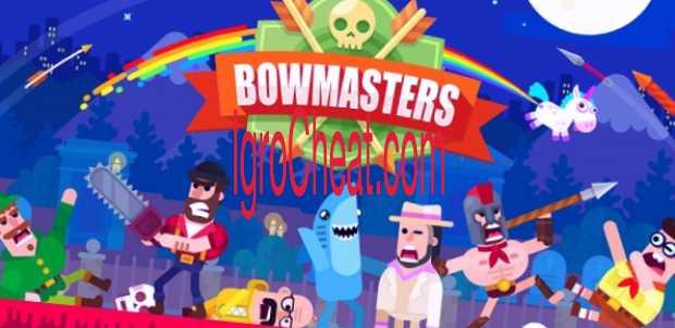 Bowmasters Взлом