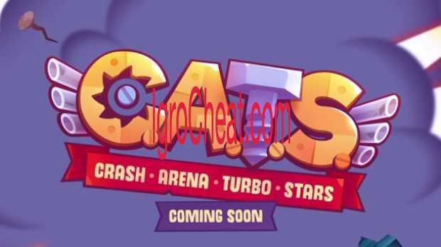 CATS: Crash Arena Turbo Stars Взлом