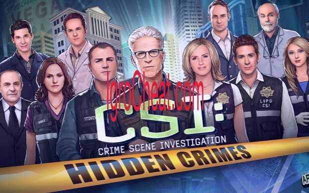 CSI: Hidden Crimes Читы