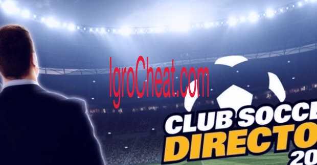 Club Soccer Director 2018 Читы