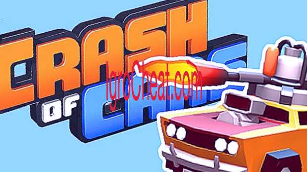Crash of Cars Взлом