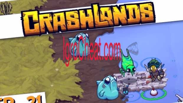 Crashlands Читы