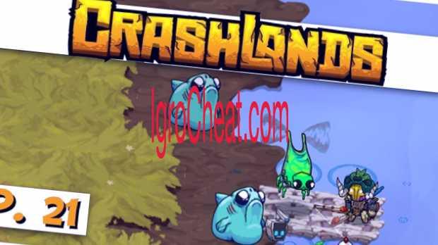 Crashlands Взлом