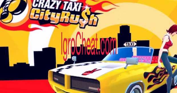 Crazy Taxi Взлом