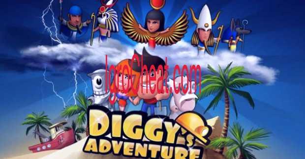 Diggy's Adventure Взлом