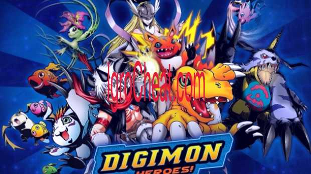 Digimon Heroes Читы