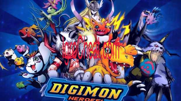 Digimon Heroes Взлом