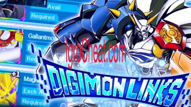 Digimon Links Взлом