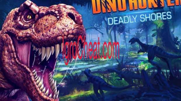 Dino Hunter: Deadly Shores Читы