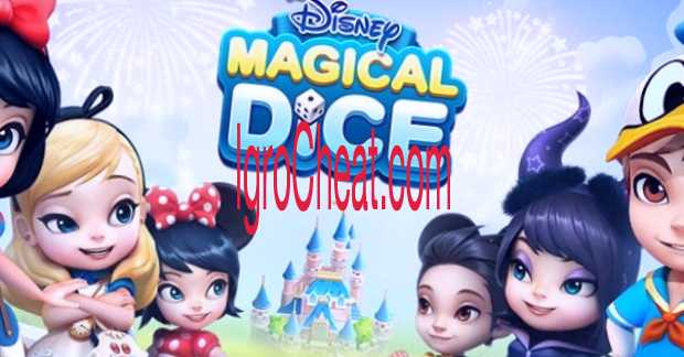 Disney Magical Dice Взлом
