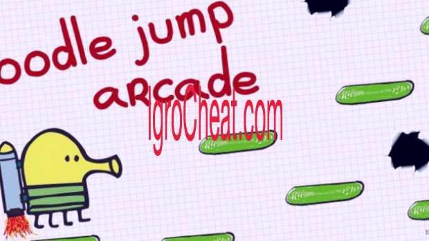 Doodle Jump Читы