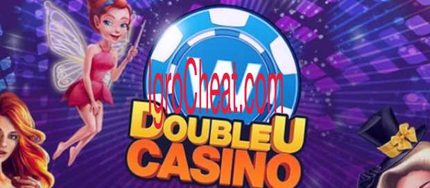 DoubleU Casino Взлом