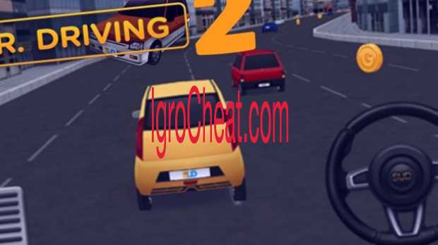 Dr. Driving 2 Читы
