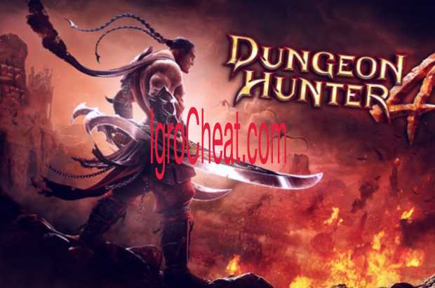 Dungeon hunter 4 Взлом