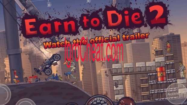 Earn to Die 2 Читы