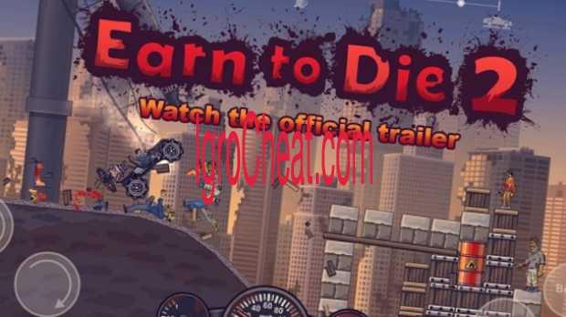 Earn to Die 2 Взлом