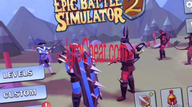 Epic Battle Simulator 2 Читы