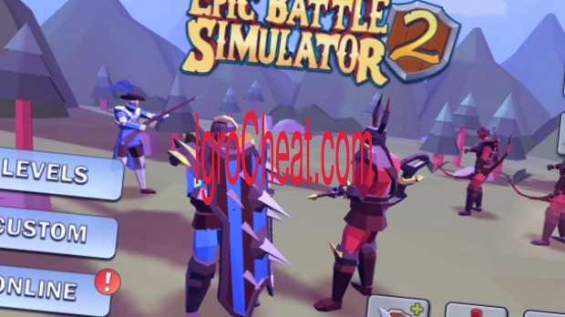 Epic Battle Simulator 2 Взлом