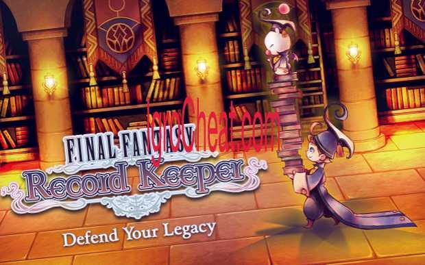 Final Fantasy Record Keeper Читы