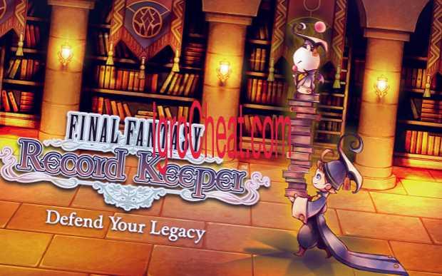Final Fantasy Record Keeper Взлом