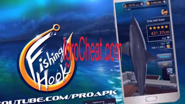 Fishing Hook Читы