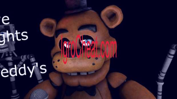 Five Nights At Freddy's Читы
