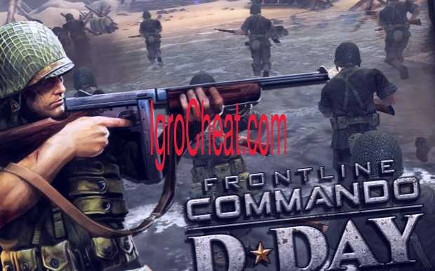 Frontline Commando: D-Day Читы