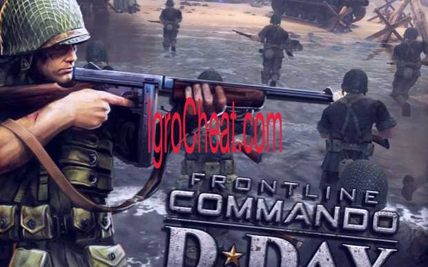 Frontline Commando: D-Day Взлом