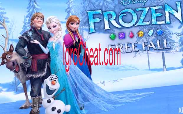 Frozen Free Fall Читы
