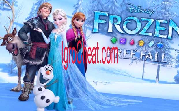 Frozen Free Fall Взлом