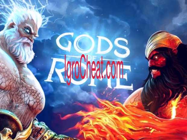 Gods of Rome Взлом