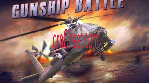 Gunship Battle Читы