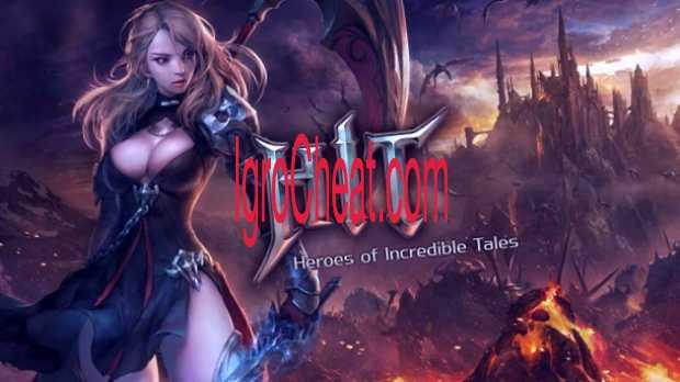 Heroes of Incredible Tales Читы